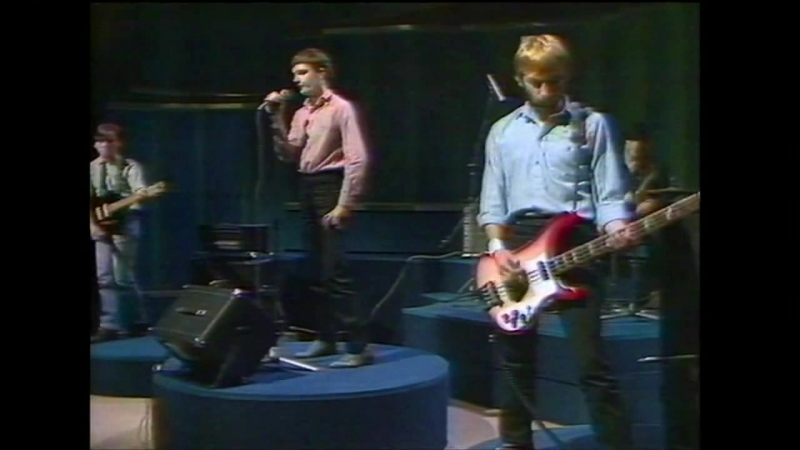 Joy Division Shadowplay Live Granada TV 20 09 1978