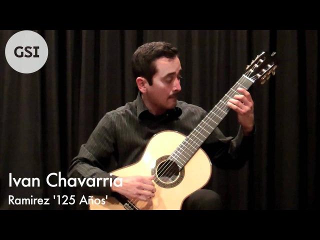 Villa-Lobos Mazurka-Choro played by Ivan Chavarria