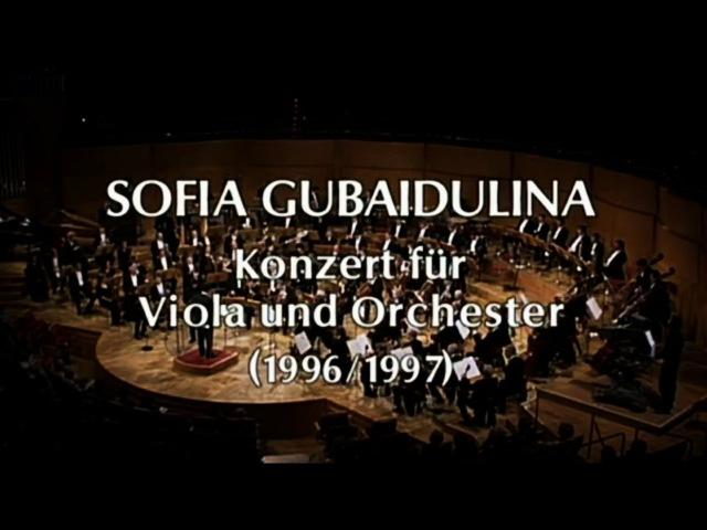 Sofia Gubaidulina Viola Concerto