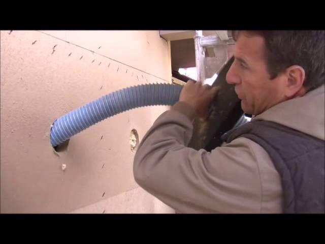 Fasado apšiltinimas naudojant STEICO ZELL ir STEICO PROTECT