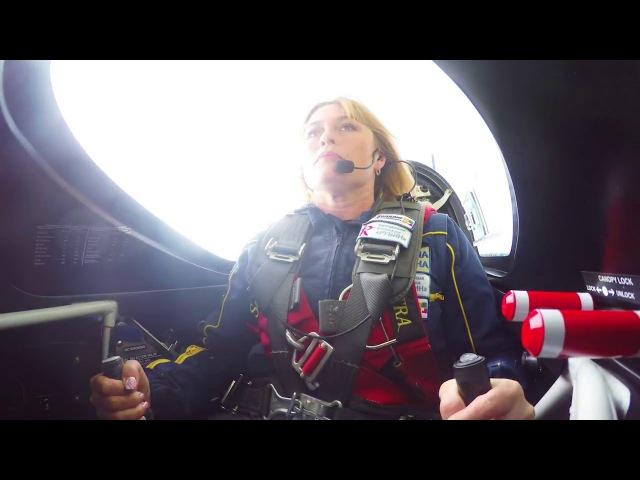Фигуры высшего пилотажа от Светланы Капаниной и Autodoc на MAKC 2017