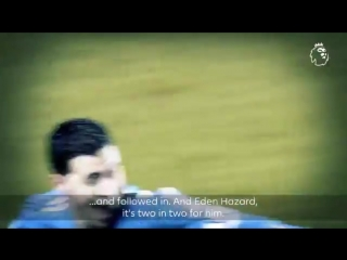Eden Hazard - 6 years in the PL: Goals - 69, Assists - 39
