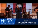 David Duchovny Performs Half Life on HARRYTV!