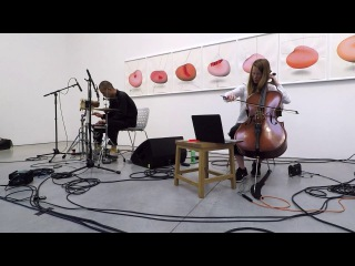 Live performance by Beatrice Dillon with Lucy Railton and Kenichi Iwasa