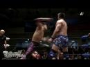 Dinosaur Takuma, Kazumi Kikuta, Kotaro Yoshino, MAO vs. Dick Togo, Ryuji Ito, Sanshiro Takagi, TAKA Michinoku (DDT/BJW 2017)