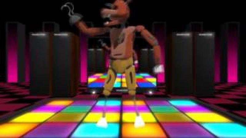 Смешной Танец Фокси😂😂dance FNAF Фокси from kwai.com