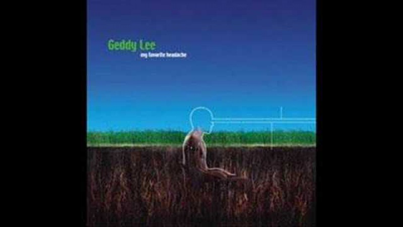 Geddy Lee My Favourite Headache