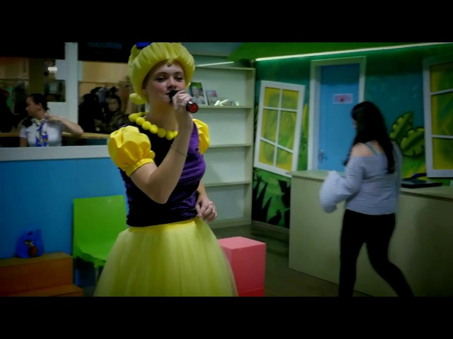 Детский парк развлечений Джуманджия в Солнечногорске.