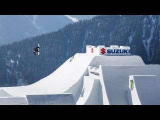 Anna Gasser | Backside Double Cork 1080 | Suzuki Nine Royals 2017