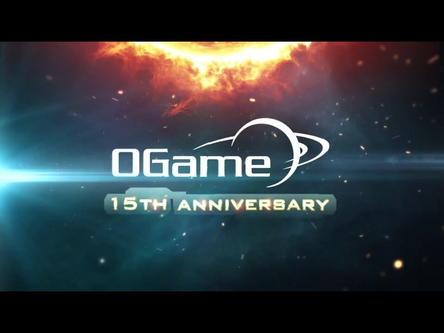 OGame 15th anniversary Trailer