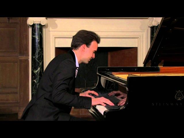 Bach Busoni - Choral Nun komm der heiden heiland BWV 659a