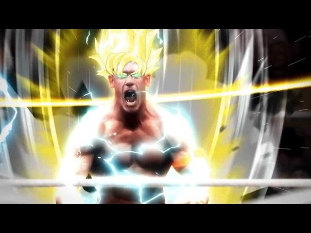 John Cena Super Saiyan vs ShuZo WTF He is male Neko
