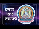 WHITE TARA mantra BE HEALTHY STRONG with BUDDA! HEAL THYSELF! Powerful Medicine Mantras PM 2019
