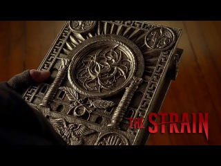 THE STRAIN: THE ANIMATED PREQUEL The Story of the Occido Lumen (2015, FX)