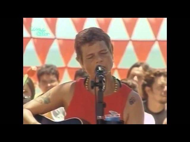 Cassia Eller - Polly [Nirvana cover] Luau Mtv