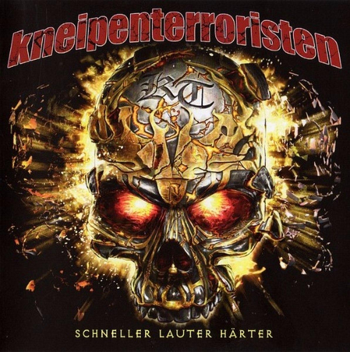Kneipenterroristen - Schneller Lauter Härter