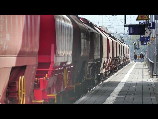 *Spezial* Bahnhof Bebra in Nordhessen Teil 1