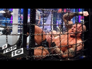 (Wrestling Premium) Shocking Elimination Chamber pod collisions: WWE Top 10, Feb. 24, 2018