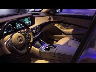 Обзор, новый обновленный Mercedes Maybach S450 4matic
