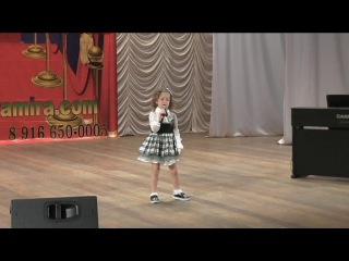 Струфелева Арина - А мне бы петь и танцевать