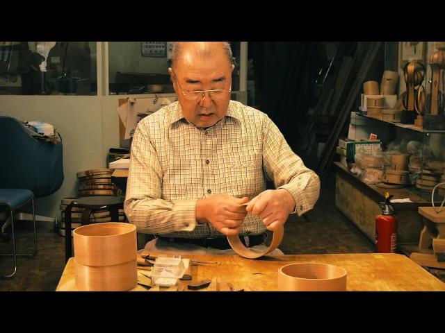 手技TEWAZA「大館曲げわっぱ」odate bentwood work 伝統工芸 青山スクエア Japan traditional crafts Aoyama Square