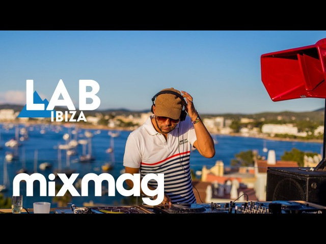 NIGHTMARES ON WAX sunset set in The Lab IBZ