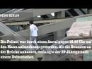 Köln Wenn das Schule macht Abgelehnter Asylbewerber klettert aus Protest auf Hohenzollernbrücke