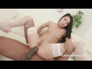 Nicole Black 5th Lesson 3 BBC, Crescendo Anal DP DAP Good Gapes