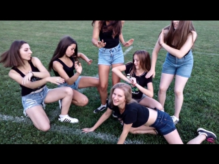Hd girls. ordinary day (dance movie)