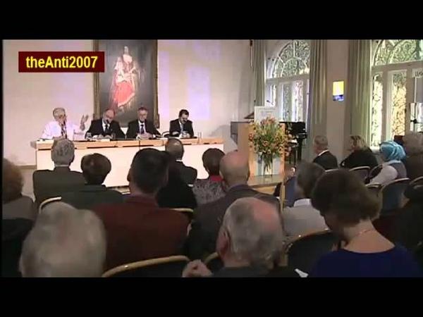 Henryk M. Broder- Eklat bei Hans Eichel Teil 1-2