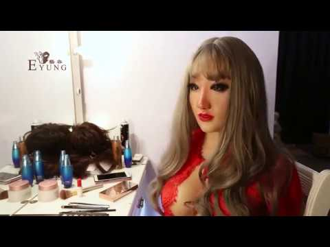 EYUNG Shivell mask makeup video