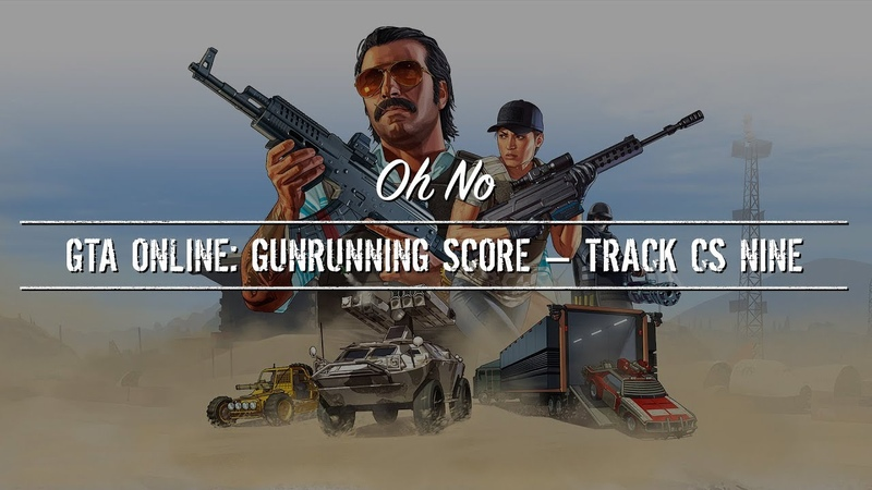 Gunrunning Enhanced Score Track CS Nine