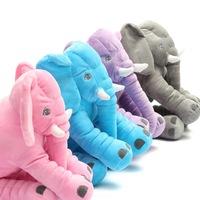 Подушка Игрушка Слон Купить
