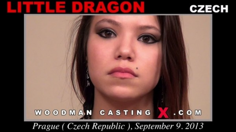 Little Dragon попала на кастинг к Вудману