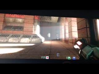 Quake на RTX от NVIDIA