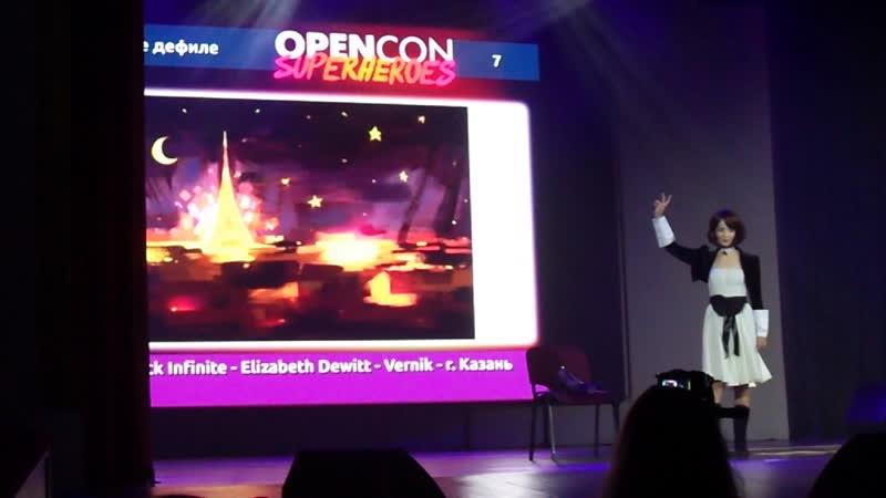 GAM 7 Bioshock Infinite Elizabeth Dewitt Vernik г Казань