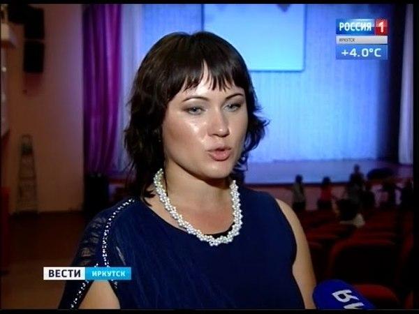 Телезвезда Ольга Зейгер учила актёрскому мастерству учеников Дома детского творчества в Ленинском ра