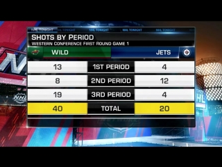 Nhl tonight jets vs. wild apr 11, 2018