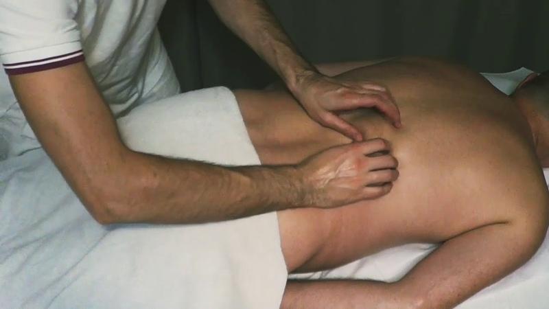 Wellness Massage ASMR Классические техники и приемы массажа спины Classical Back Massage Techniques