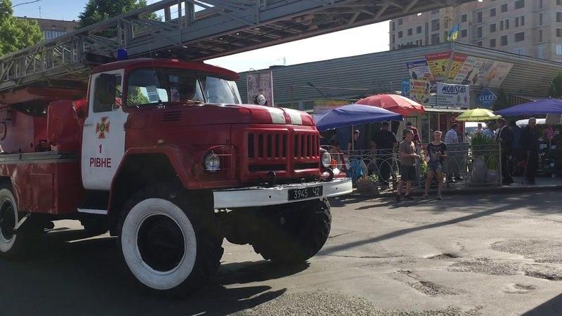 Рятувальники показали, чому вони запізнюються на гасіння пожеж