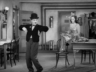 Charlie Chaplin - Modern Times (1936)