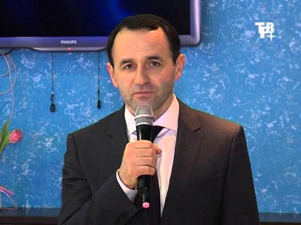 Глава г. о. Краснознаменск поздравил женщин-руководителей с 8 марта