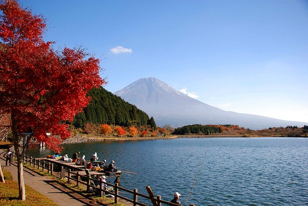 Осень в Японии. Самые красивые места, изображение №2