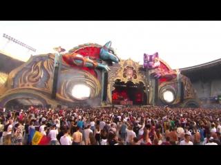 Armin van Buuren - Mirage (Assaf Remix) (Untold Festival 2018)