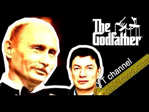 Путин и его мaфuя тривиальные люди Игорь Эйдман Тевосян и