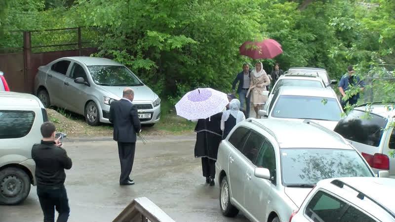 LIVE Башкан посещает богослужение в селе Етулия