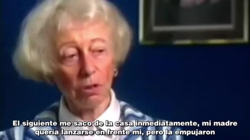 TORMENTA DEL INFIERNO Extracto sobre el genocidio en Dresde