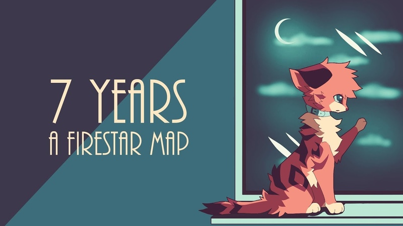 7 Years Complete Firestar MAP