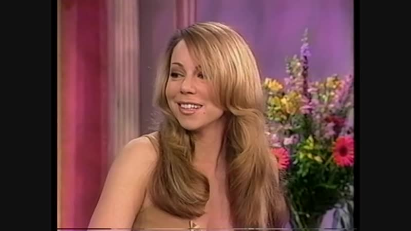 Mariah Carey My All Interview The Rosie O'Donnell Show 21 11 1997 Нью Йорк