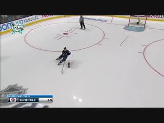 2019 nhl all-star skills competition puck control relay | january 25, 2019